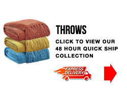 Throws and Blankets Atlantic Bedding and Furniture Charleston